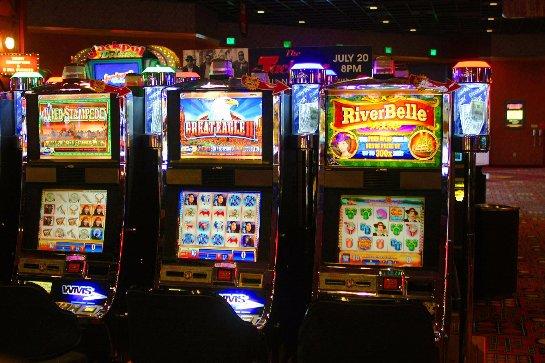 Автоматы лучшего казино Вулкан