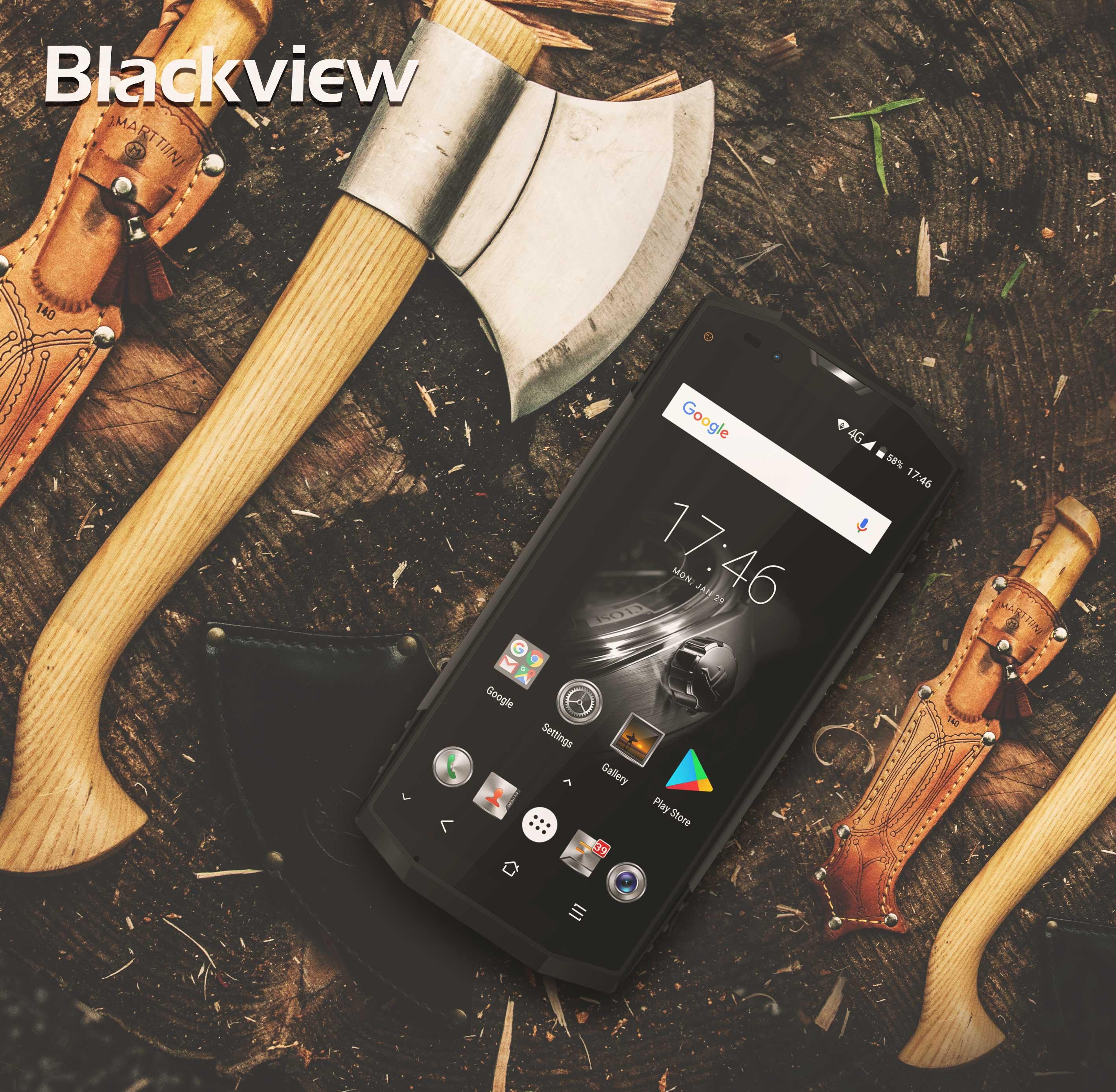 Blackview BV9000 Pro теперь и с дисплеем FullHD+