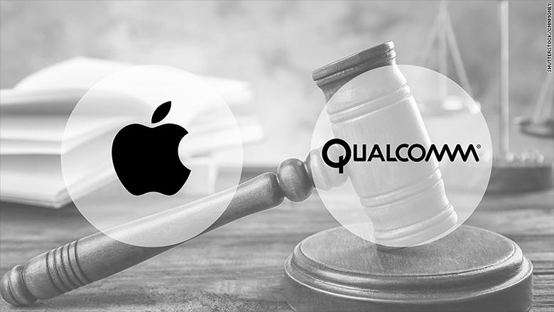 Компания Qualcomm оштрафована на  ,2 миллиарда