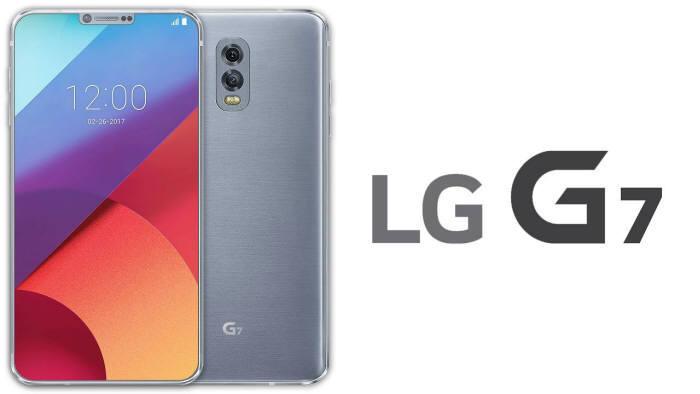 LG G7 будет представлен в марте. Изучаем характеристики