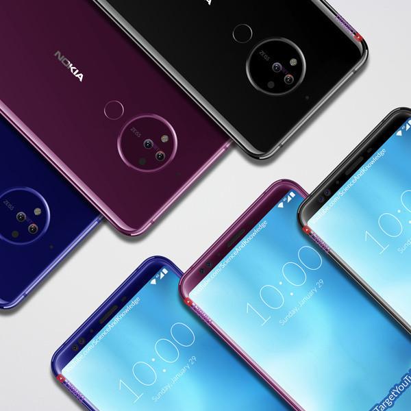 Взгляд в будущее: концепт Nokia 10