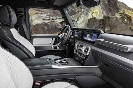 Новый Mercedes-Benz G-класса представлен официально в Детройте