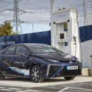 Автомобиль будущего с новым водородным топливным элементом станет легче и дешевле