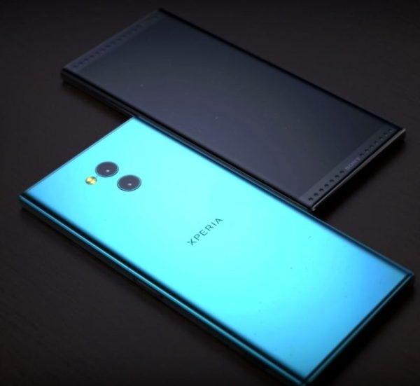 Рендеры Sony Xperia XZ Premium 2: наконец-то «безрамочный» дисплей