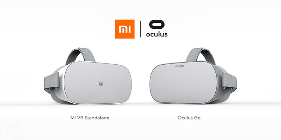 Шлем VR от крутого трио: Xiaomi, Qualcomm и Facebook на выставке CES 2018