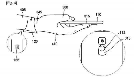 Samsung предлагает идентифицировать пользователей по их крови