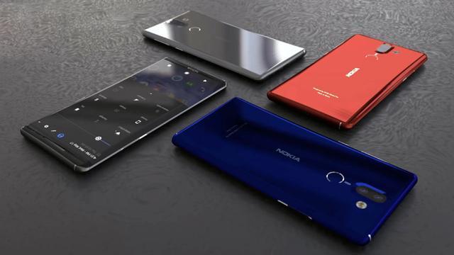 Эффектный Nokia 9: правда или вымысел?