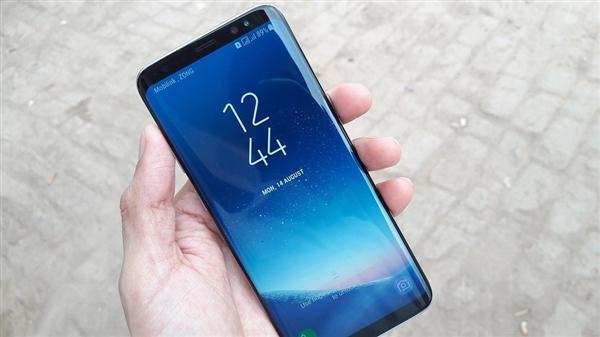 Samsung Galaxy S9+ может впечатлить 512 Гб памяти