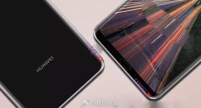 Huawei P20 на рендерах. Считаем камеры
