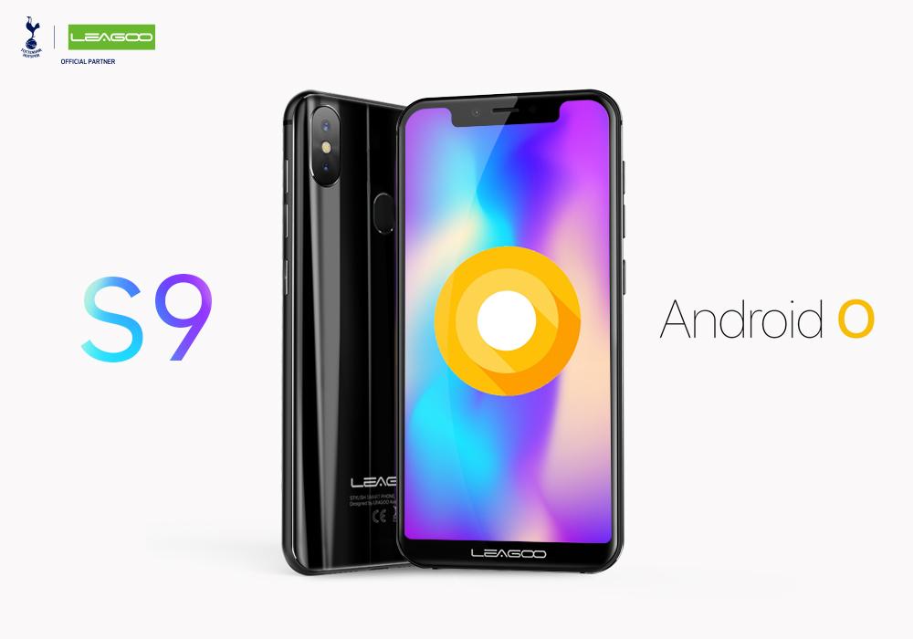 Leagoo S9 может получить Android Oreo