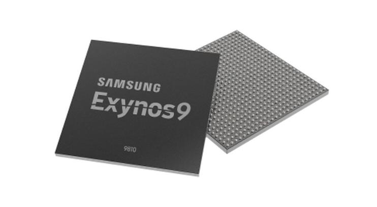 Samsung представила процессор Exynos 9810