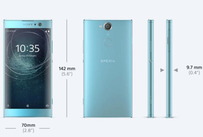 Стали известны цены на Sony Xperia L2, Xperia XA2 и Xperia XA2 Ultra