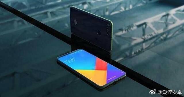 Показали Xiaomi Mi7 почти без рамок