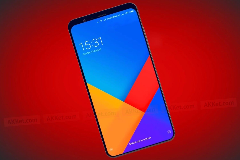 Xiaomi Mi7 радует своим дизайном, смотрим новые рендеры