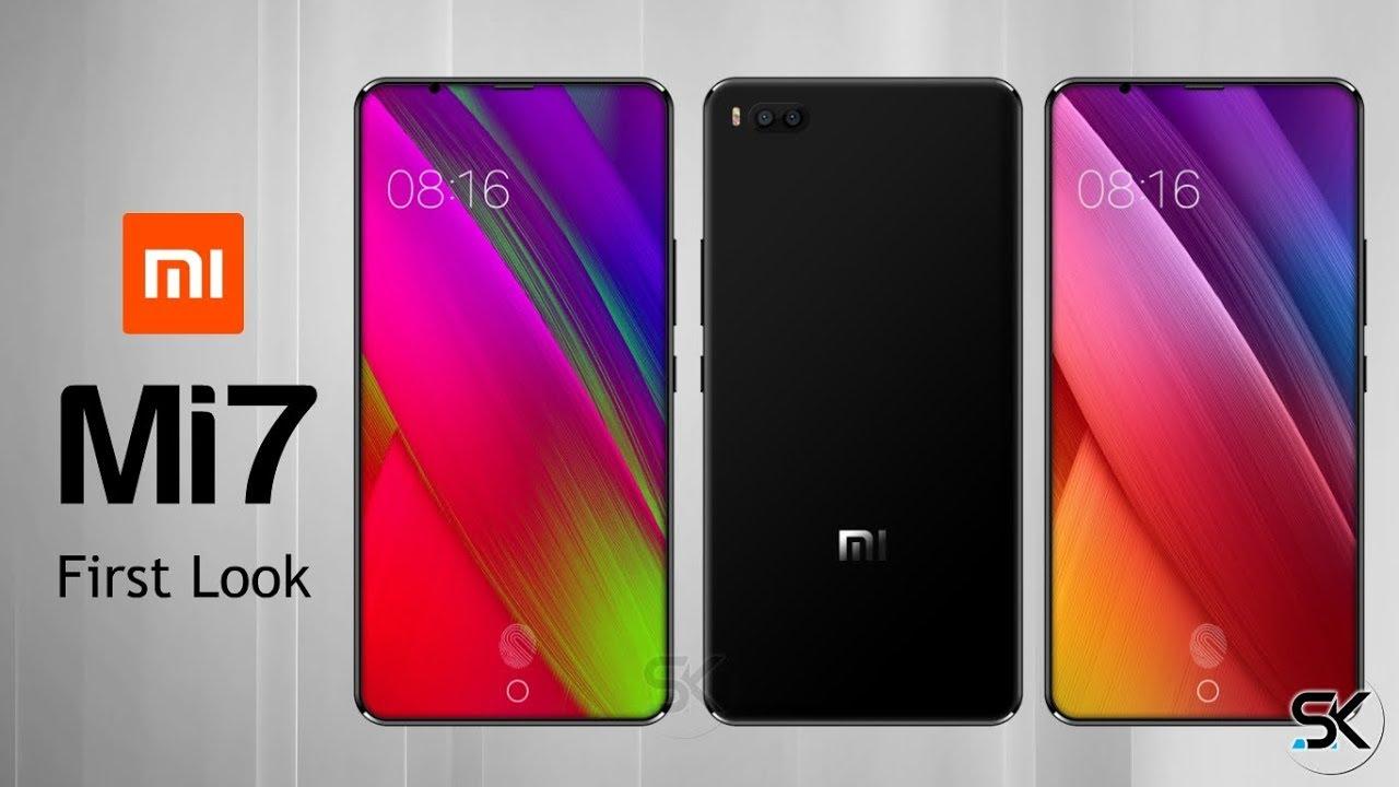 Xiaomi Mi7: несколько фактов о новом флагмане