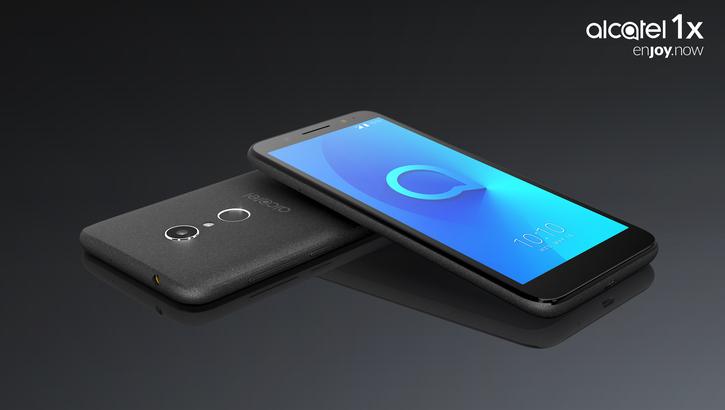 Alcatel анонсировала модельный ряд смартфонов 2018 года