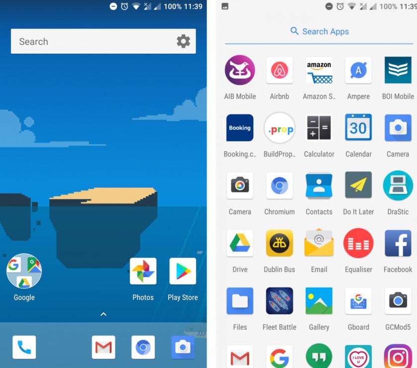 Лаунчер Android One с рабочим Google Now теперь можно установить на любой смартфон