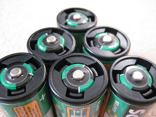 Ученые изобрели гибкие аккумуляторы