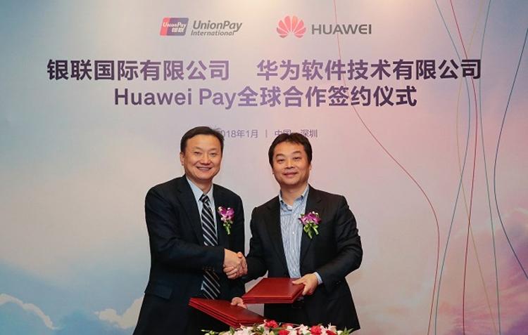 Huawei Pay первым делом появится в России, а только потом и в других странах