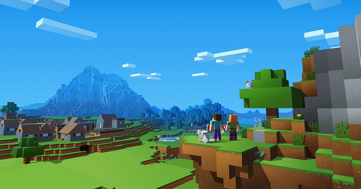 Все версии легендарной игры Minecraft