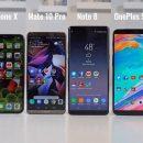 ТОП самых производительных смартфонов 2017 года