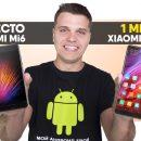Розыгрыш двух флагманов: Xiaomi Mi6 и Xiaomi Mi Mix 2!