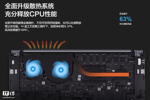 Xiaomi обновила свою линейку Mi Notebook Air