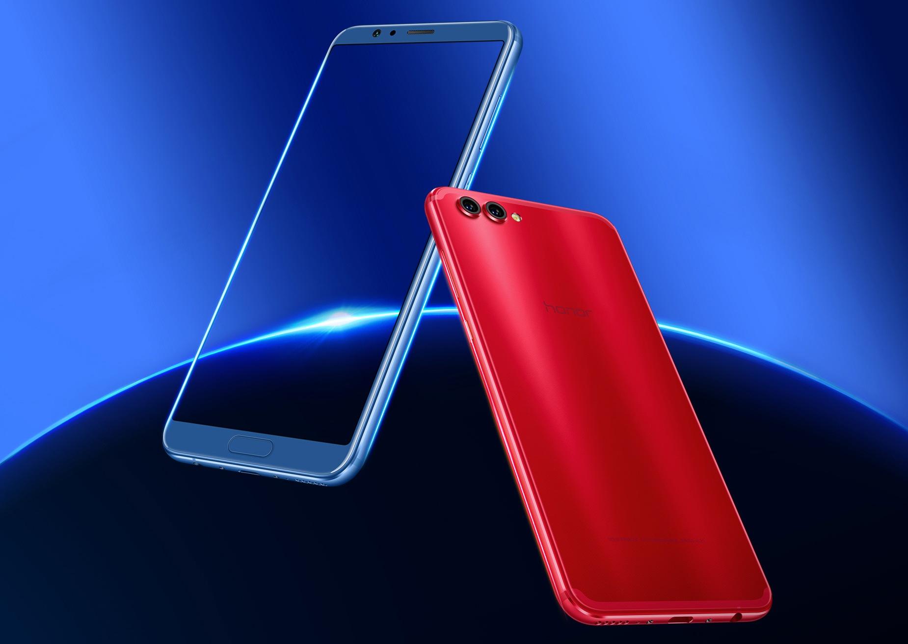 Huawei Honor V10 — объективно лучшая альтернатива OnePlus