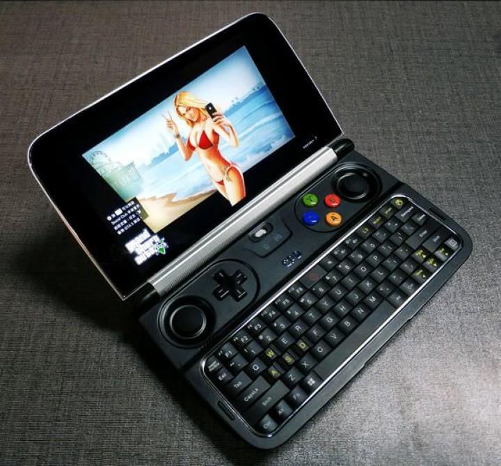 GPD Win 2 — портативная игровая консоль на Windows