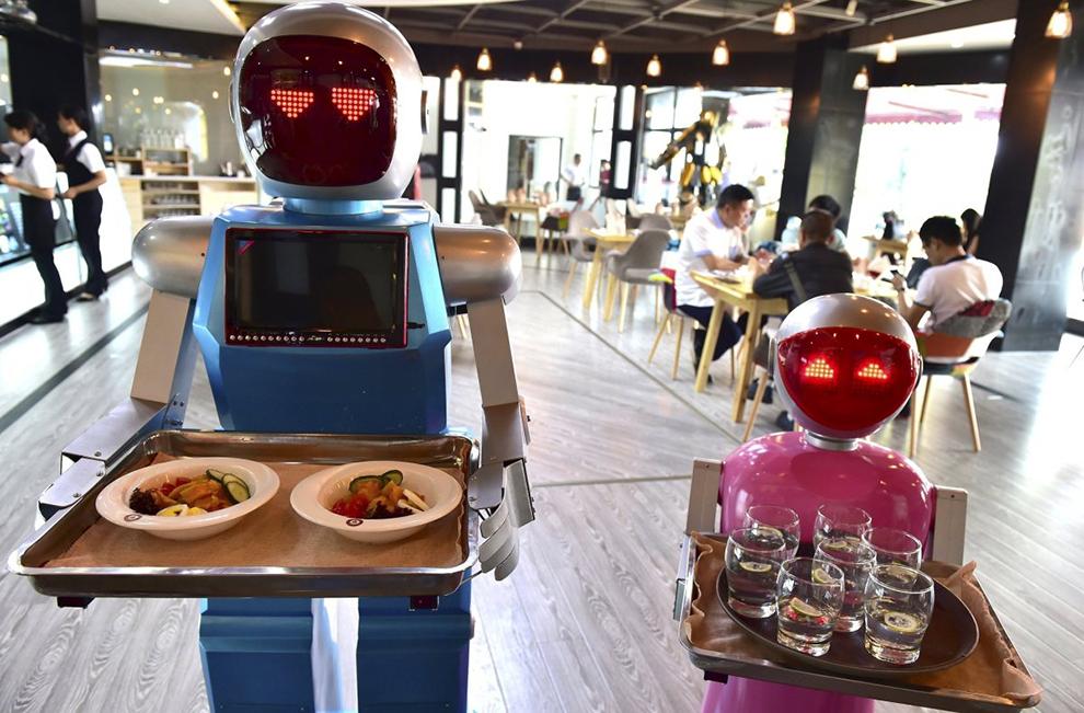 В 2018 году роботы заберут работу у многих людей