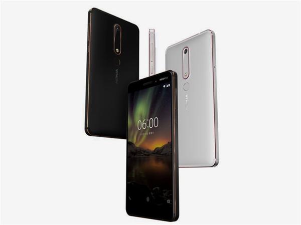Представлен Nokia 6 второго поколения