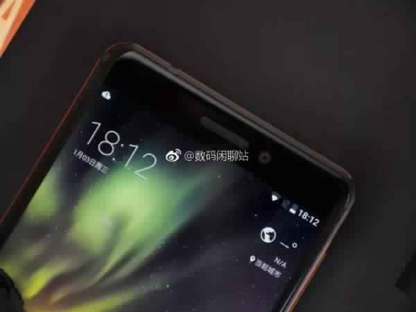 Nokia 6 (2018) на «живых» фото