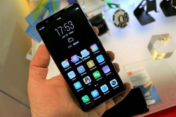 Vivo X20 Plus UD: время выхода и цена первого смартфона с дисплейным сканером отпечатков