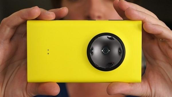 Показали смартфон Nokia с модулем из 5 камер