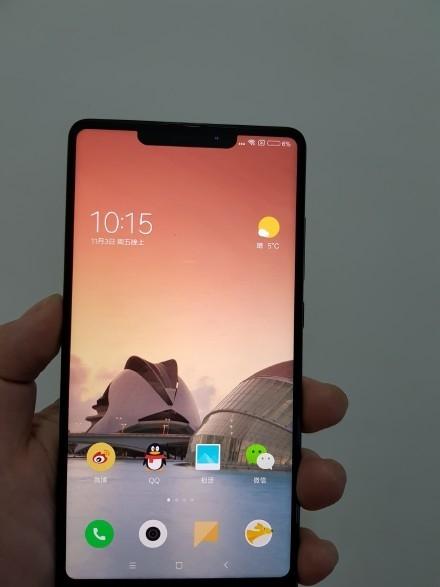 Xiaomi Mi Mix 2s: когда «безрамочник» Xiaomi станет клоном iPhone X