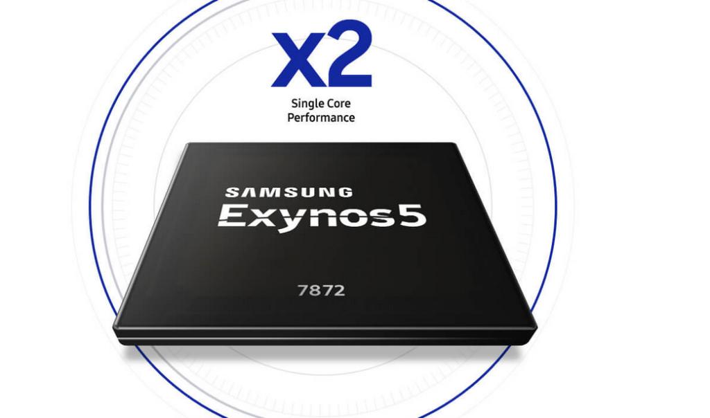 Samsung Exynos 7872: характеристики процессора