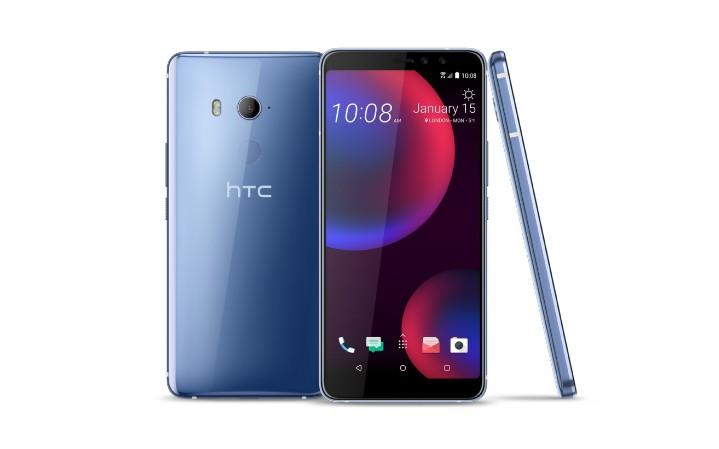 Анонс HTC U11 EYEs: по стопам HTC U11+, только проще