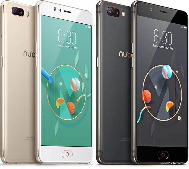 Nubia M2 распродают по цене $155,99