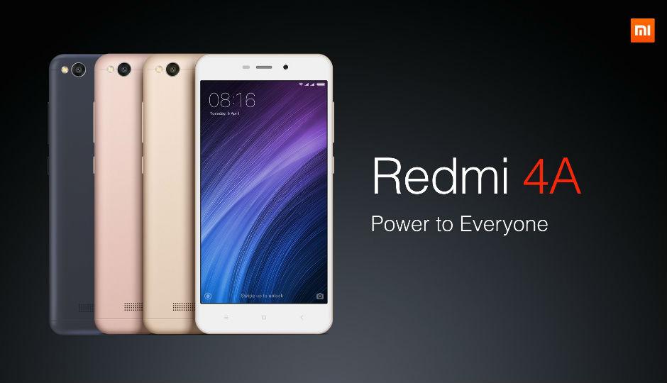 Xiaomi Redmi 4A начинает получать обновление до MIUI 9.2 на базе Android 7.1.2