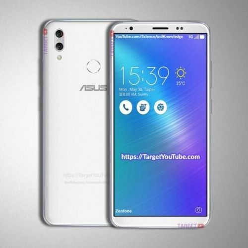 ASUS ZenFone 5: рендеры, характеристики и цена