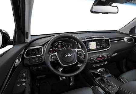 Стали известны российские цены рестайлиногового Kia Sorento Prime