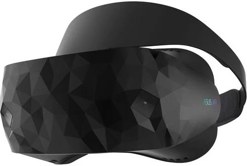 ASUS анонсировала футуристичный шлем смешанной реальности HC102