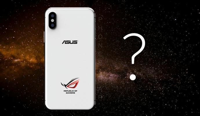 ASUS — еще один производитель, что планирует выпустить игровой смартфон