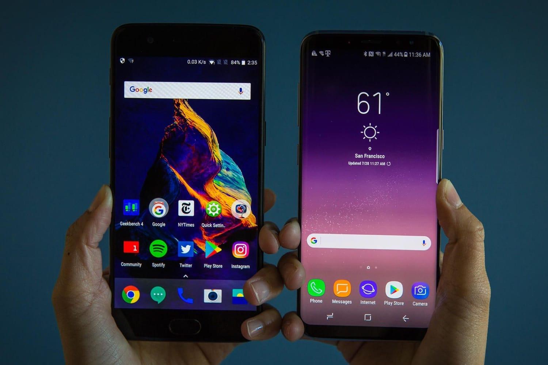 AnTuTu: рейтинг лучших смартфонов 2017 года по оценкам пользовательских симпатий