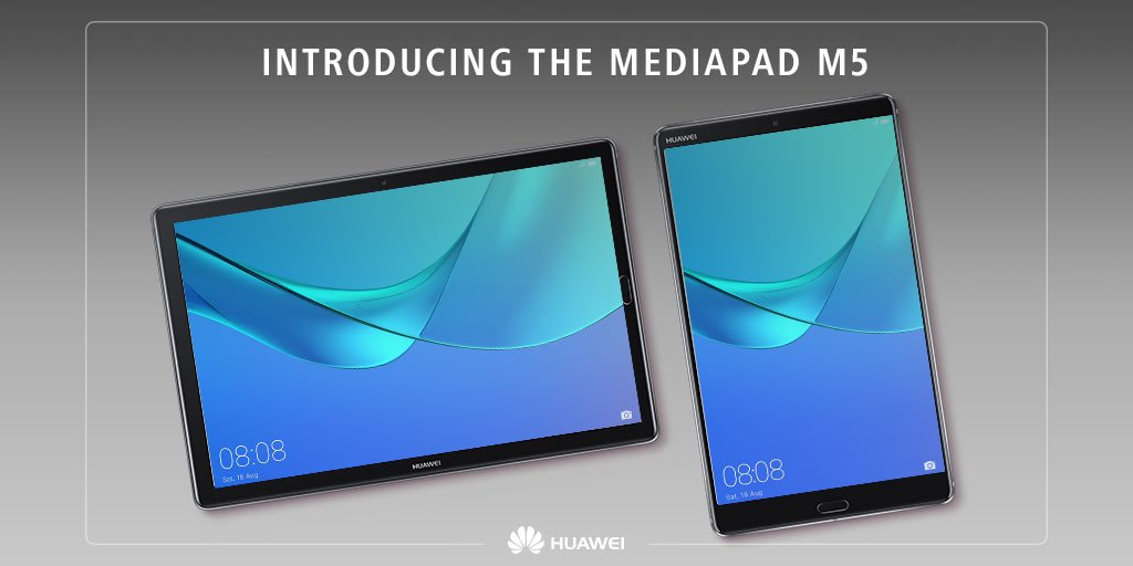 MWC 2018: Huawei показала MateBook X Pro и планшет MediaPad M5
