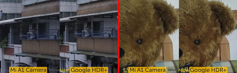 Установка Google Camera HDR+ и EIS на смартфоны Xiaomi Mi A1 без получения ROOT-прав и …
