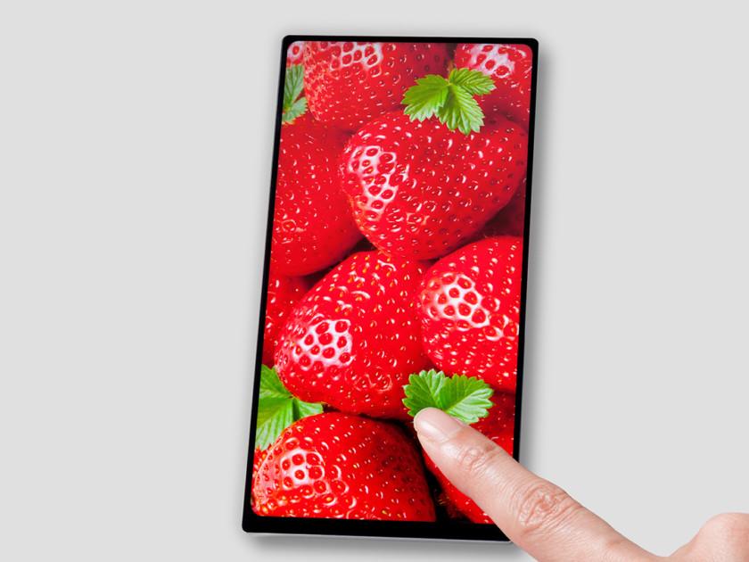 Первый смартфон с алмазным экраном появится в 2019 году