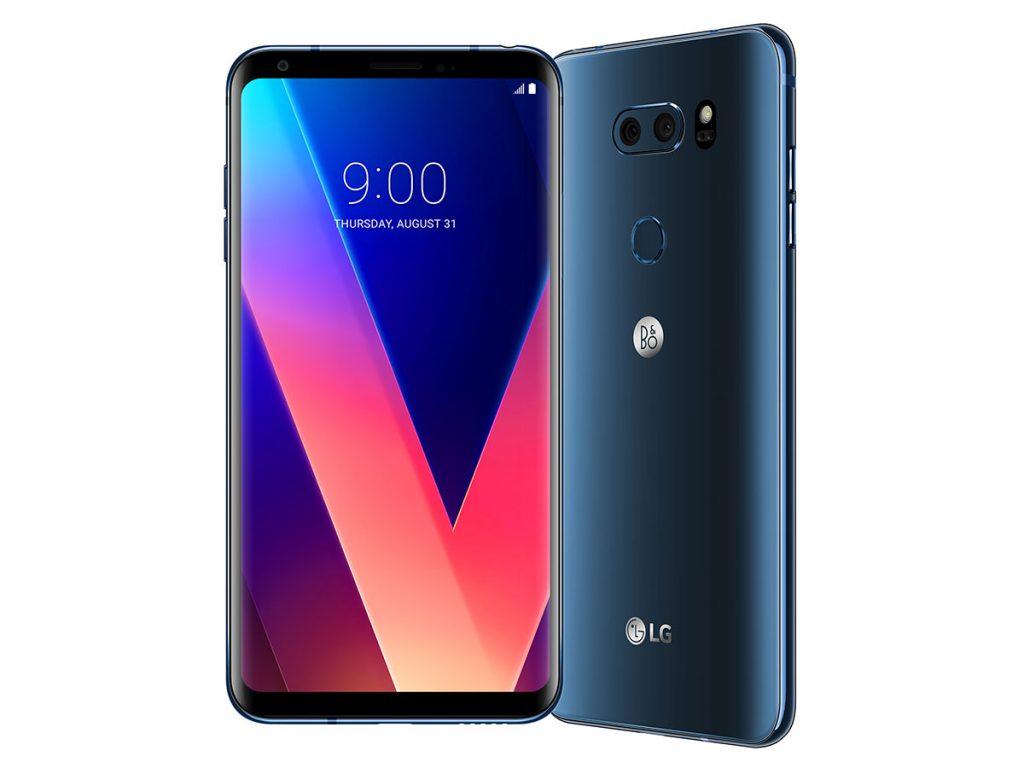 DxOMark: LG V30 хорош для фото, но видео не его конек