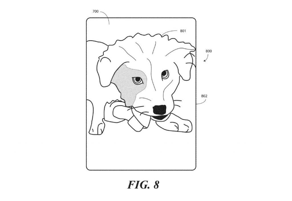 Motorola патентует гибкий безрамочный OLED-дисплей