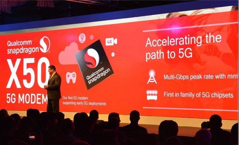 Развитие сетей пятого поколения под предводительством компании Qualcomm